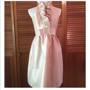 Alfred Sung Petal Pink Bridesmaid or Prom Dress, 6